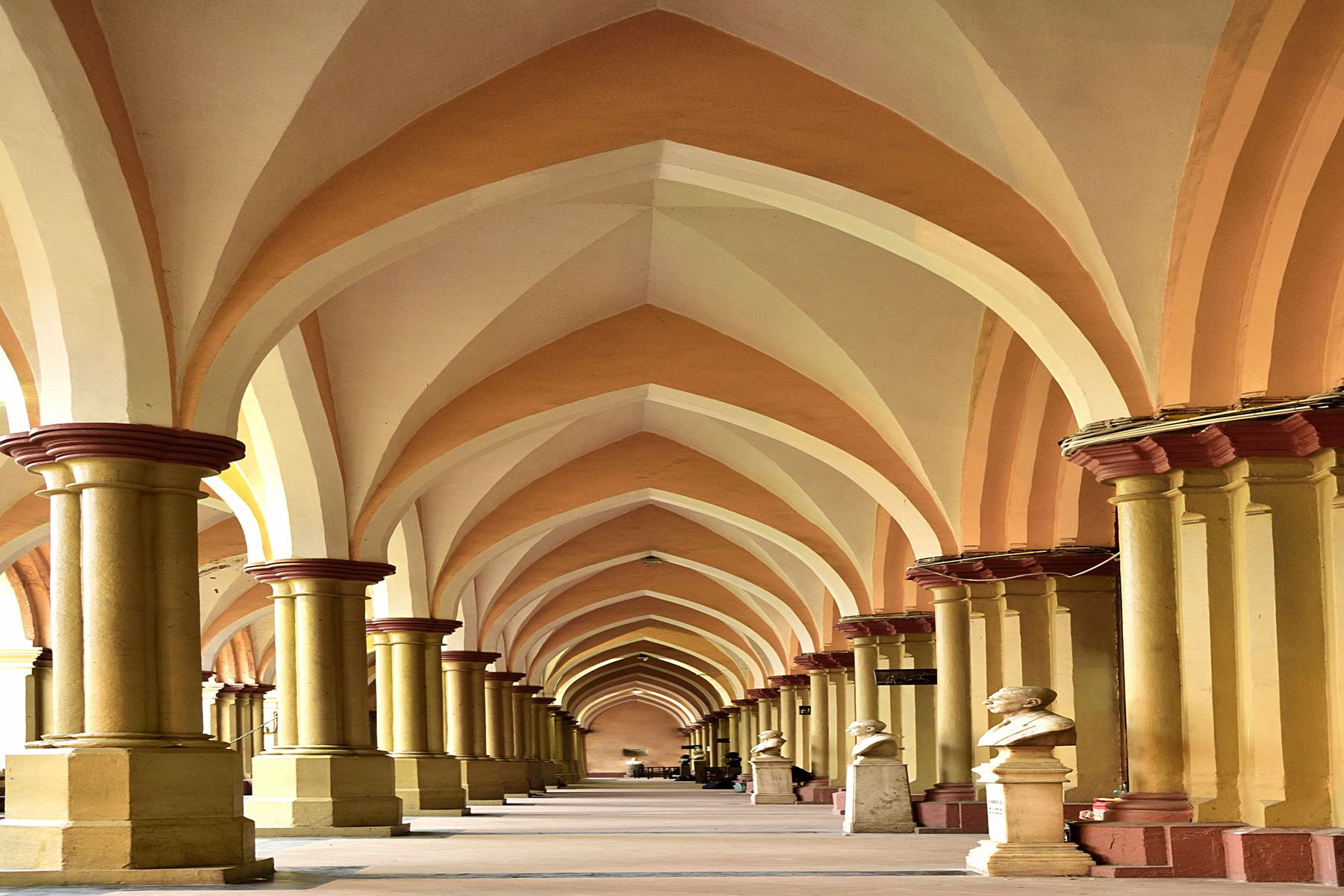 Calcutta High Court Corridor